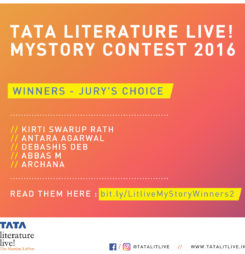 TATA LITLIVE! MYSTORY CONTEST : SECOND SET OF WINNERS
