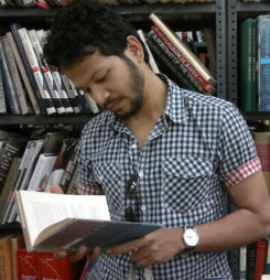 The City and the Writer: In Mumbai with Chandrahas Choudhury By Nathalie Handal