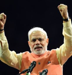 Modi Tries Hard, But Foreign Policy Needs More Substance by Shashi Tharoor