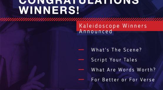 Kaleidoscope Winners